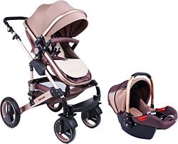 wellgro golden horn q3 travel sistem bebek arabası