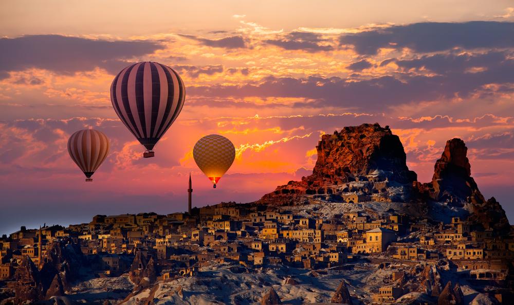 Kapadokyada gezilecek yerleri listesi