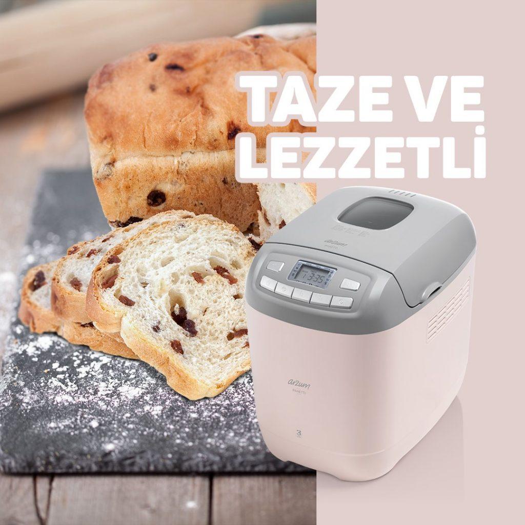 ekmek yapma makinesi tavsiye